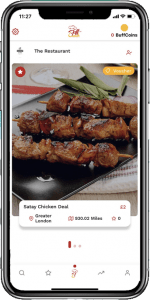 Buff Lunch app
